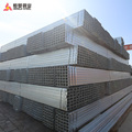 50*70*3.0 mm Galvanized rectangular steel pipe steel tube