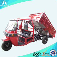 Bajaj Auto Richshaw Cargo Tipper Tricycle