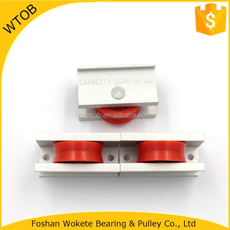 Professional Manufacturer Wholesale Aluminum Window Roller wheels