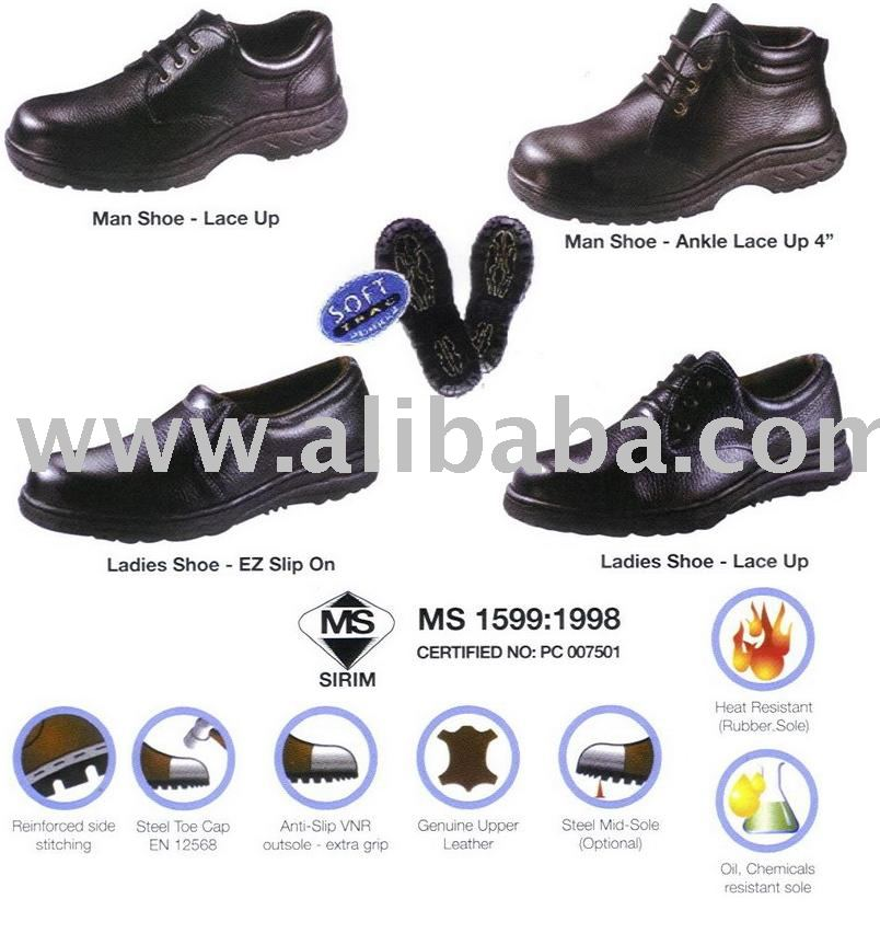 Foot Protection Safety Shoe