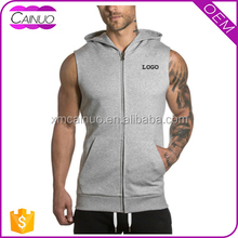 High Quality Latest Design Cool Sport Vest With Hood
