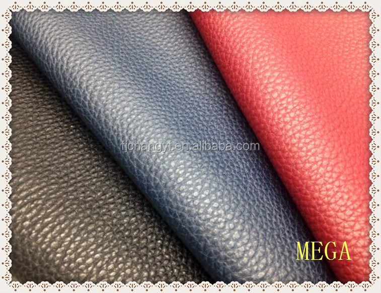LITCHI GRAIN LEATHER,MICROFIBER FOR SHOES,FULL GRAIN FAUX LEATHER ,FULL GRAIN LEATHER FOR SOFA LEATHER