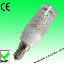 4.5w 2835smd E14 corn new led spotlight