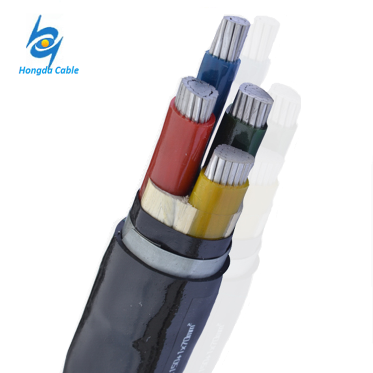 Copper / Aluminum Cable Types Of Electrical Underground Power Cables ...