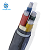 copper / aluminum cable types of electrical underground power cables