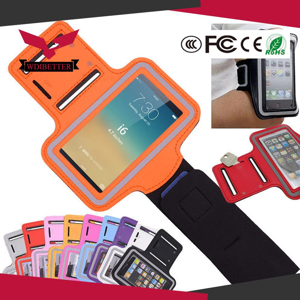 Universal Big Size Black Smart And Phones Running Sport Armband Arm Band Case For Samsung S3 S4 Running Armband Phone