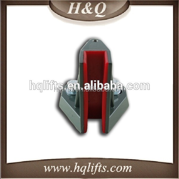 elevator roller guide shoe elevator parts, support roller