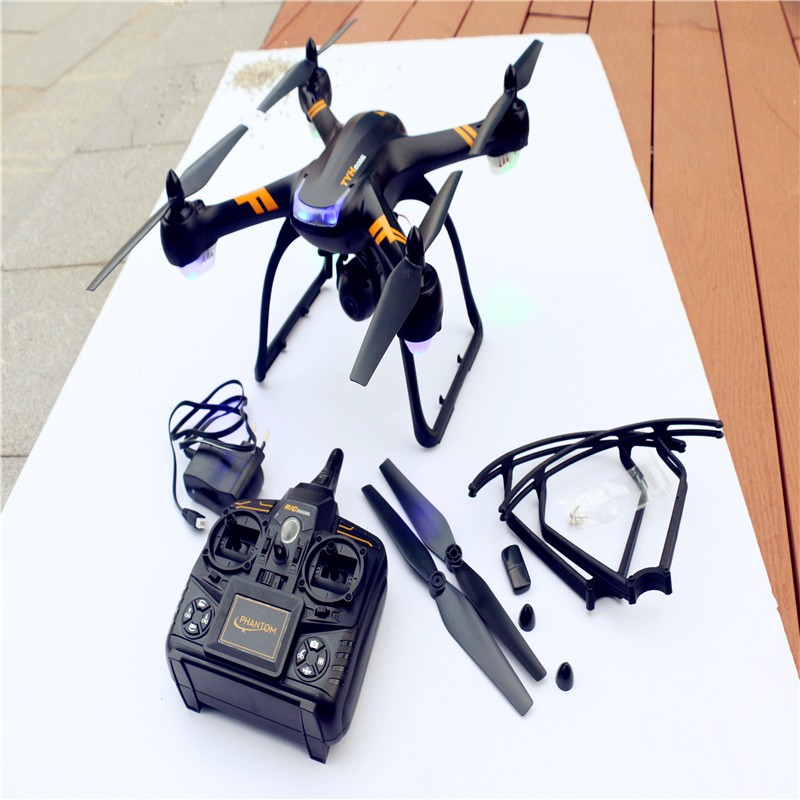 SHENZHEN factory 4CH 6-Axis gps fy550 rc quadcopter