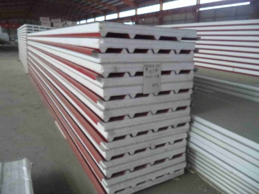 Sandwich Panel - Packing