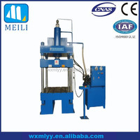 Meili YW32-100T four column hydraulic press for track pin high quality low price