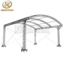 Used arched roof truss arch tent for sale
