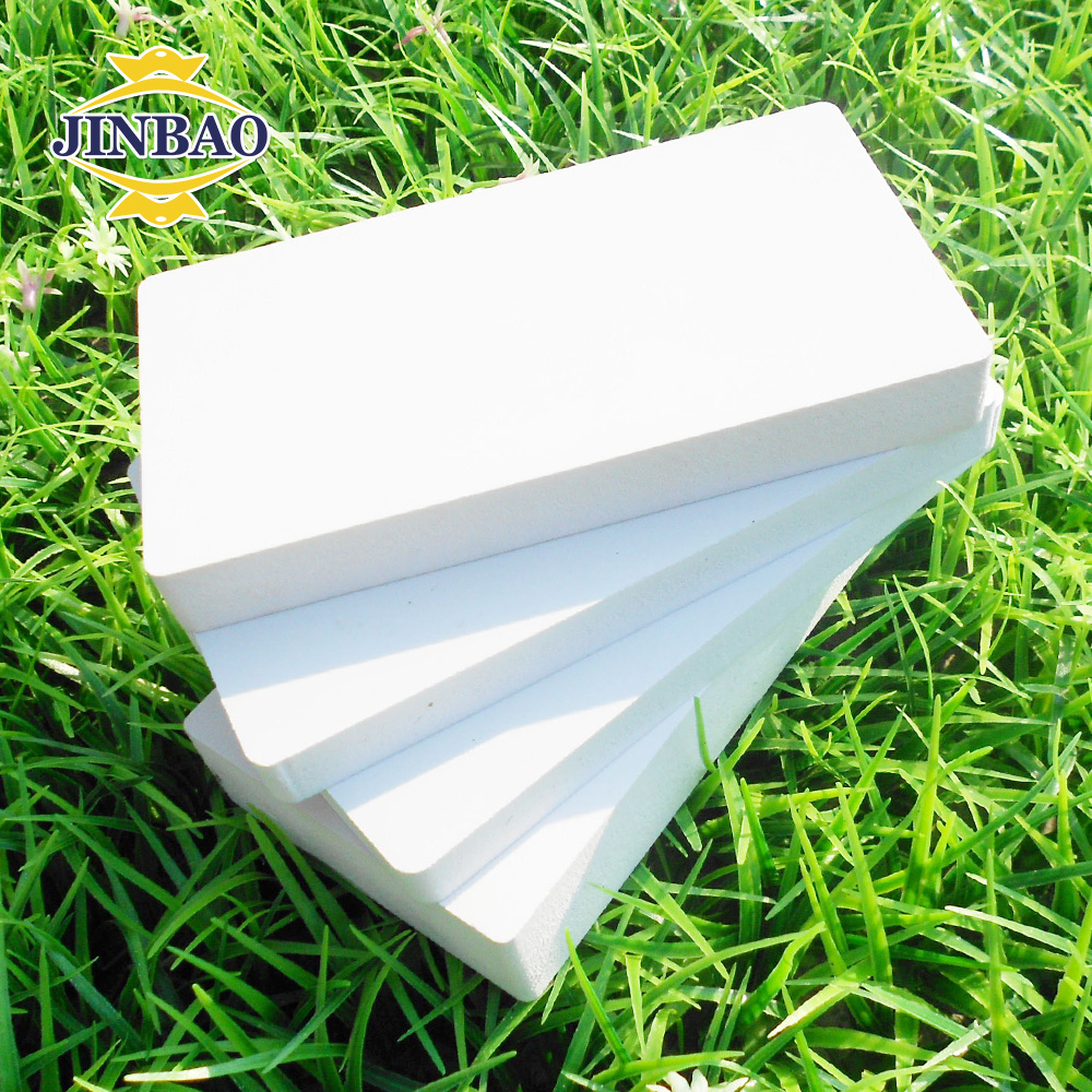 high quality white 4x8 pvc celuka foam board