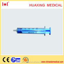( new type )blue color surgical LOR Syringe