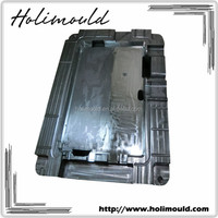 Custom plastic injection mould for ipad cover products