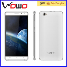 6.0 inch dual sim MTK6580 quad core telefonos android smartphone support USB/Bluetooth/wi fi S3
