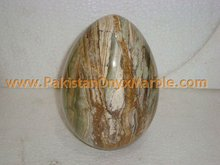 CUSTOM SIZE ONYX EGGS HANDICRAFTS