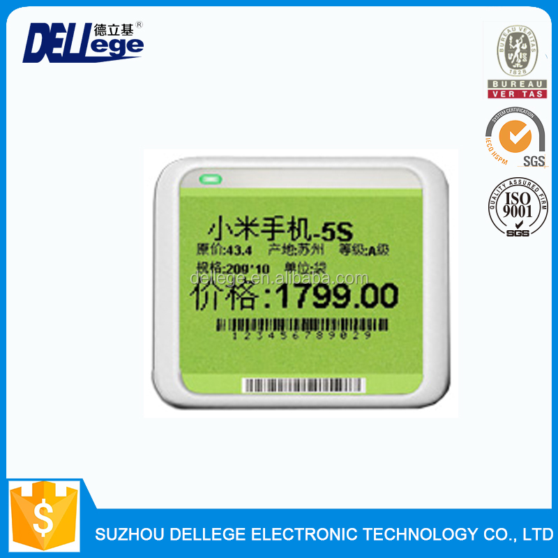 Competitive Hot Product Electronic Shelf Label Rfid Esl Price Tag