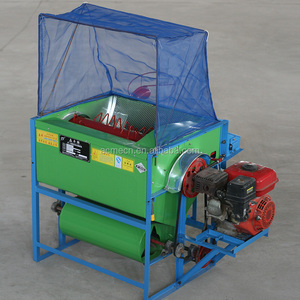 Automatic Wheat And Rice Thresher Machine wheat threshing machine