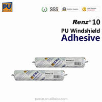 Renz10 PU Adhesive for Windcreen Windshield and Side Glass Sealingof Cars, Buses