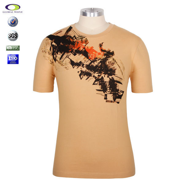Custom good quality chiang mai t-shirt with tattoo sleeves