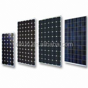 CE AND TUV APPROVED 300W 280W 250W 200W 170w solar panel PV module