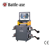 DC-6900 Bluetooth CCD commercial wheel alignment equipment
