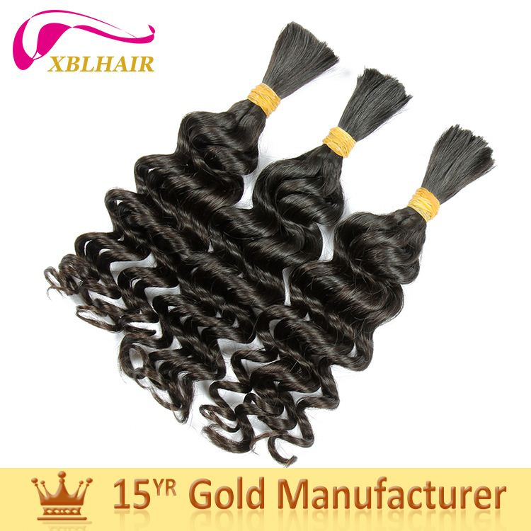 XBL hair factory long lasting over two years wholesale braids and weave