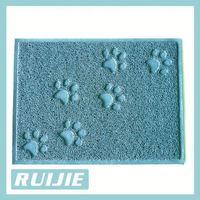 Wholesale Custom logo Re-useable self-cooling cooling pet pad summer dog bed