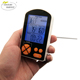 FDA approval wireless bbq meat thermometer dual probe barbecue thermometer for kitchen