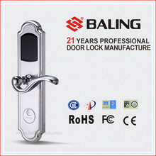 battery operated ID card key electronic door lock ID-5002