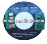 For Samsung SCX4828 Toner compatible CHIP