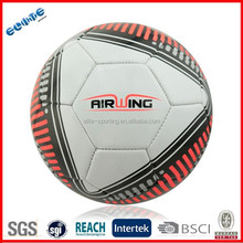 Popular PVC machine stitched balls discount for sale