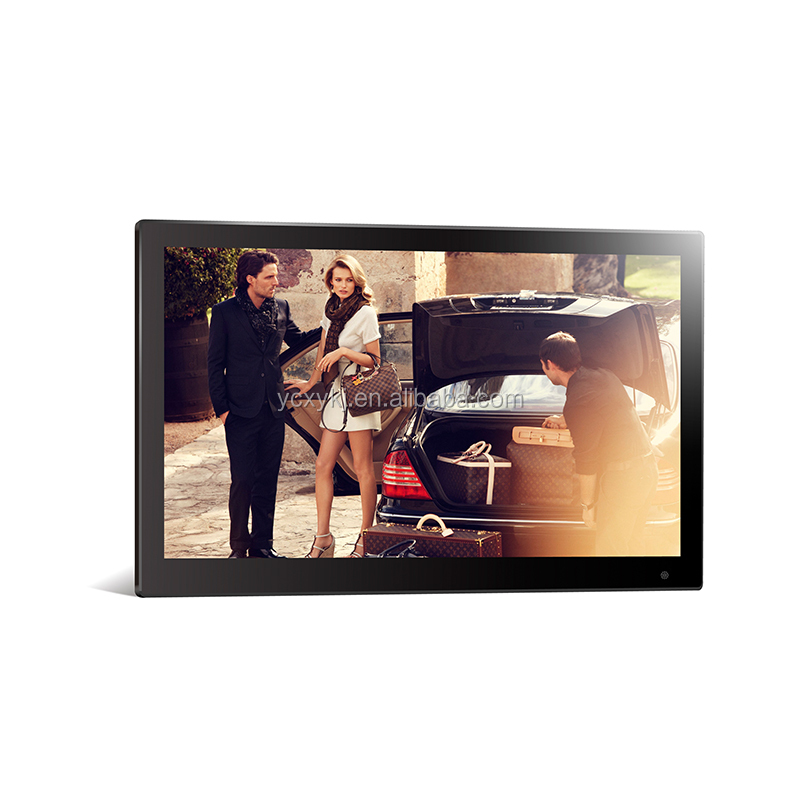 "14"" wall mount digital photo frame for sale"