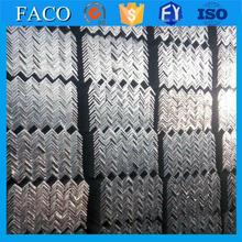 Hot selling tensile strength of steel angle bar facebook