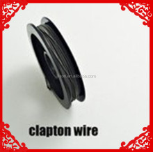 5m/spool resistance wire OCr25Al15 wire A1 high temperature 26 AWG Clapton wire best price