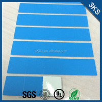 blue release film pcb heat conduction thermal tape