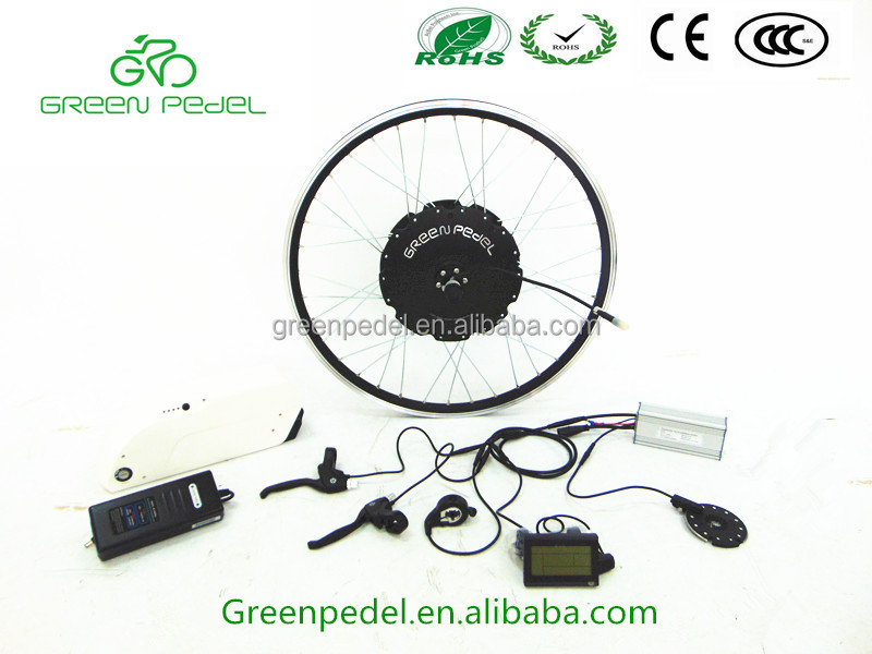 2016 Popular 500 watt electric bicycle 8fun brushless hub motor; electric bike dc motor