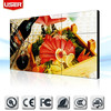 seamless lcd video wall,digital signage wall,3x3 lcd tv wall
