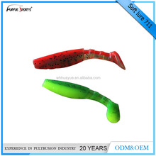 Cheap soft lure 711 OEM made in China