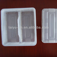vacuum formed blister packaging box insert