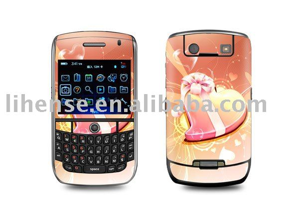 for Blackberry Curve Javelin 8900 skin