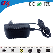 Constant voltage DOE VI AC adapter 12V 1.67A DC led power supply adapter 12V 20W for led light