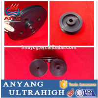 UHMWPE plastic water pump pulley