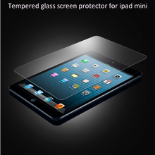 Premium Tempered Glass For iPad Mini / Mini Retina Screen Protector