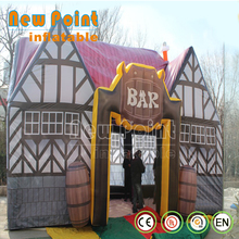 2017 New Point Hot Sale Inflatable Irish Pub Tent Suitable For The Party