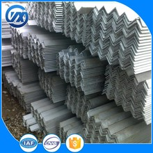 equal weight standard size metal iron of hot rolled steel angle bar