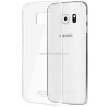 ORIGINAL imak Quality crystal case for Samsung Galaxy S6 Edge Plus G928F,G928V G9280,ultra slim perfect fit cover AIR II CASE