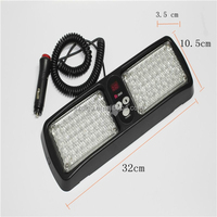 Accept sample order! Single 12v led warning light