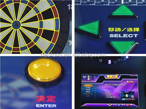 arcade dart machine for sale