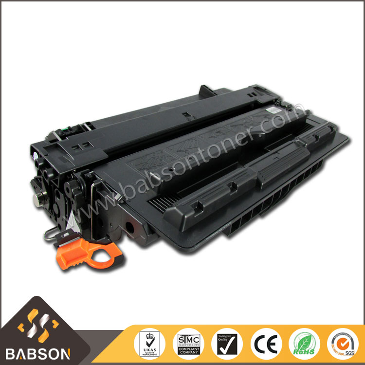 Factory Direct Sale Compatible Black Toner Cartridge Q7516A for HP
